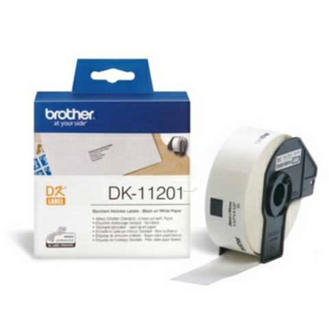 Brother DK11201 BROTHER P-TOUCH QL550