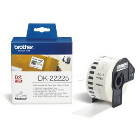Brother DK22225 BROTHER P-TOUCH QL550 PAPER 30,