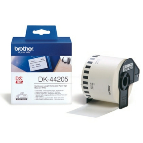 Brother DK44205 BROTHER P-TOUCH QL550 PAPER30,