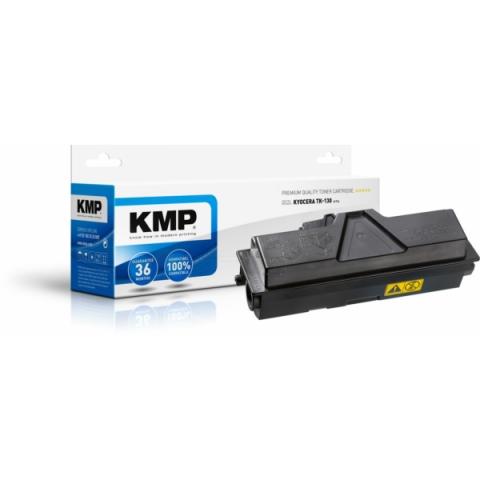 KMP Toner kompatibel mit TK130 für Kyocera Mita