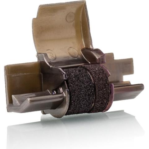 KMP Farbrolle für Epson IR 40 T, black , red