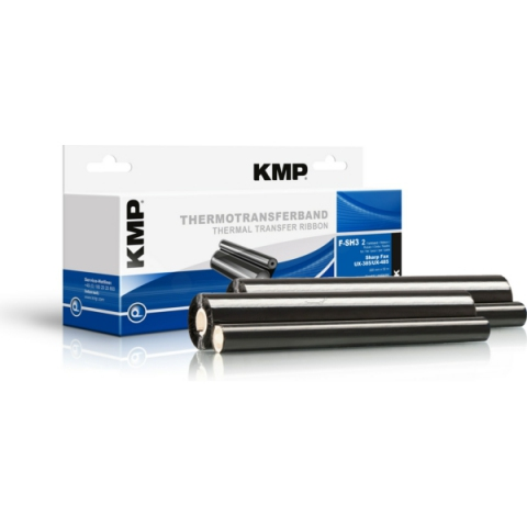 KMP Thermofolie , Thermotransferfolie für Sharp