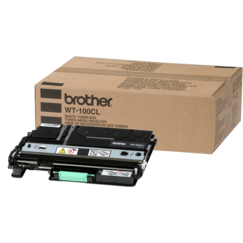 Brother WT-100CL Rest Toner behälter für ca.