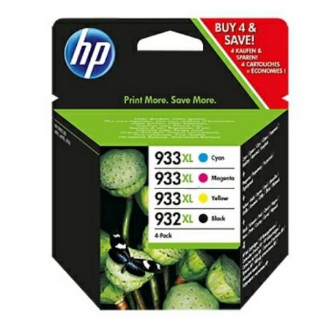 HP Multipack Druckerpatronen HP 1 x 932XL