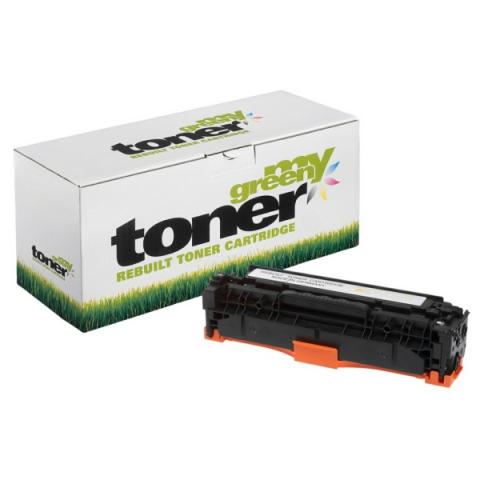 My Green Toner Toner, ersetzt CF382A , 312A für