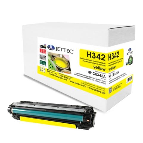 Jettec Toner, recycelt, ersetzt original HP