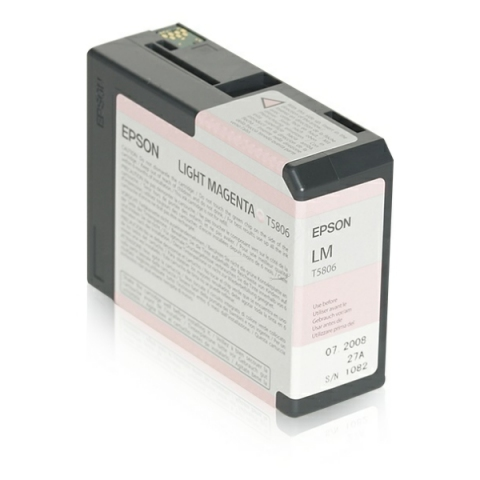 Epson T580600 original Druckerpatrone für