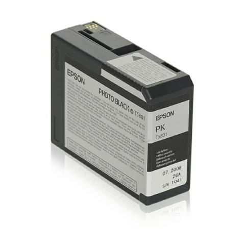 Epson T580100 original Druckerpatrone für