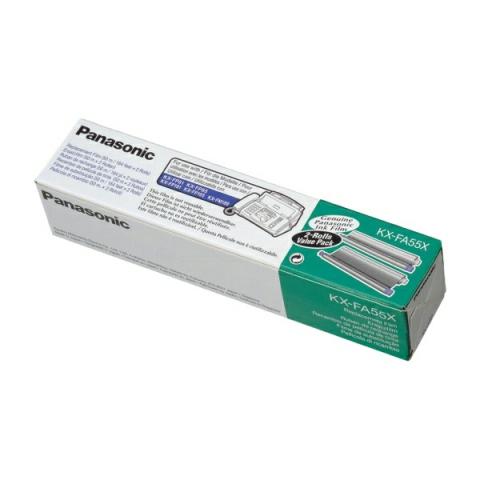 Panasonic Thermofolie für KX-FP 185 2 x 150