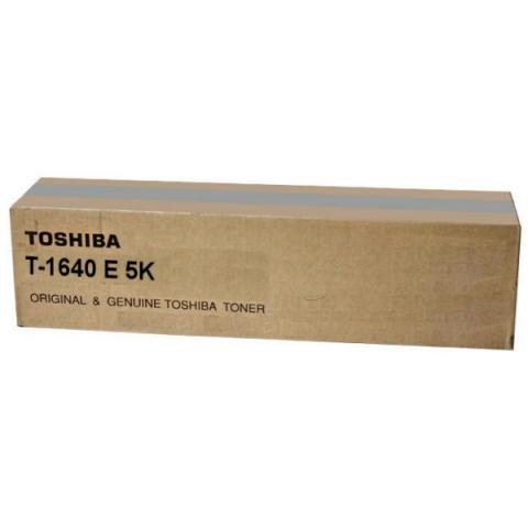 Toshiba Toner T-1640E-5K für ca. 5000 Seiten,