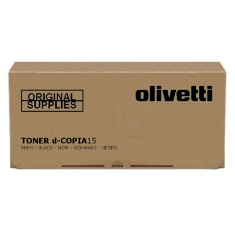 Olivetti B0360 original Toner für d-Copia 15 ,