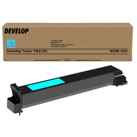 Develop Toner von TN 210 C, für ca. 12.000