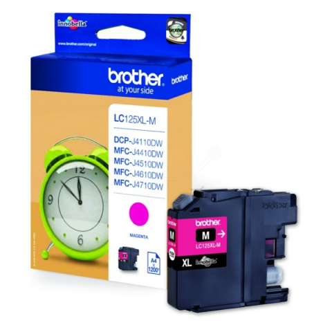 Brother LC125XLM original Druckerpatrone,