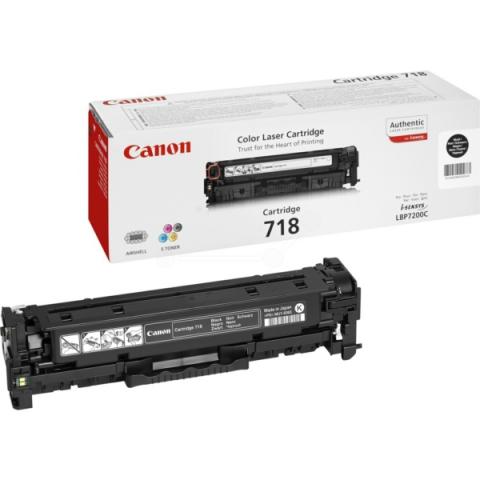 Canon 2662B002 Toner für ca. 3.400 Seiten für