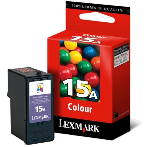 Lexmark 18C2110E Tintenpatrone aus dem