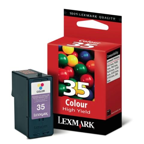 Lexmark 18C0035E Druckerpatrone Nr. 35XL,