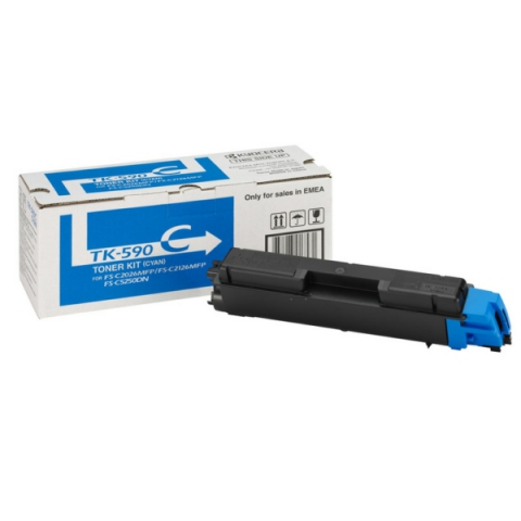 Kyocera,Mita TK-590C Toner Kyocera Mita für