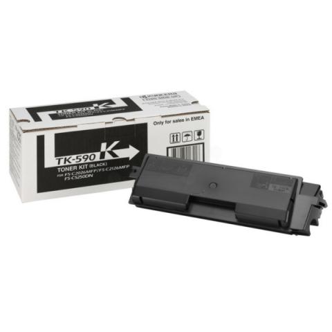 Kyocera,Mita TK-590K Toner Kyocera Mita für
