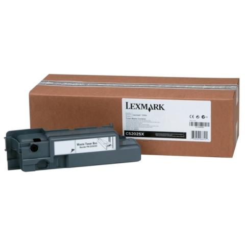 Lexmark 00C52025X Rest Toner behälter 00C52025X