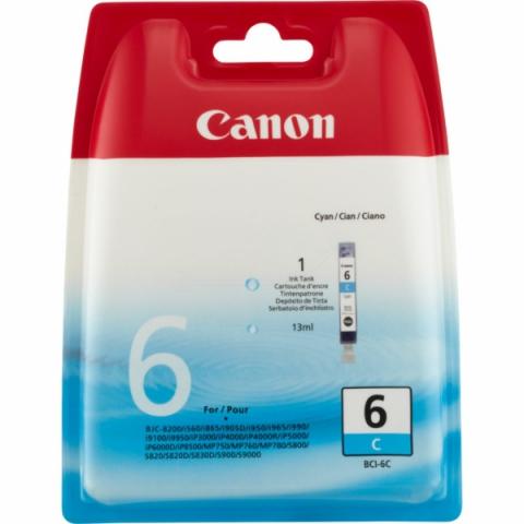 Canon BCI-6C original Druckerpatrone von für