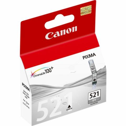 Canon CLI-521GY Druckerpatrone mit 9 ml