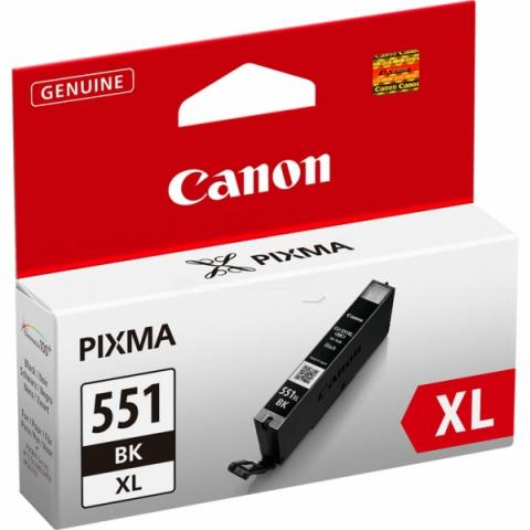Canon CLI-551BKXL Tintenpatrone mit 11 ml