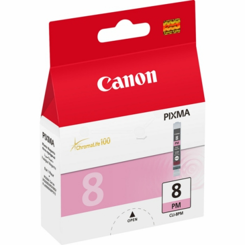 Canon CLI-8PM Druckerpatrone mit 13ml ChromaLife