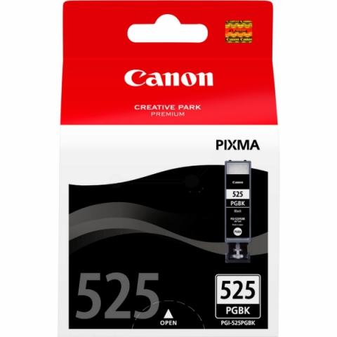 Canon PGI-525PGBK Druckerpatrone (breit) mit 19