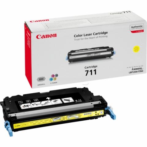 Canon 1657B002 Toner, original 711 Y für ca.