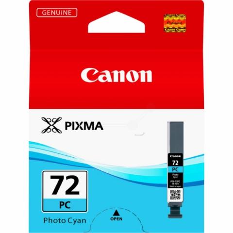 Canon PGI-72GPC Tintenpatrone mit 14 ml Inhalt,