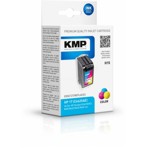 KMP Druckerpatrone mit 39 ml, refill