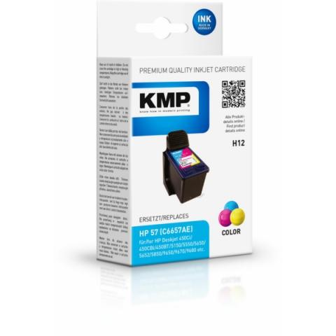 KMP Druckerpatrone, recycelte Tintenpatrone für
