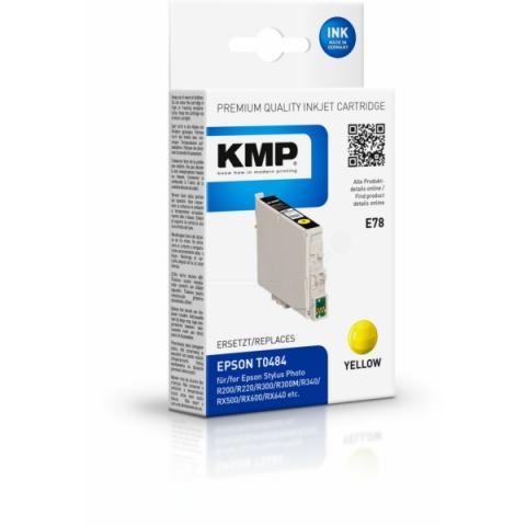 KMP Druckerpatrone ersetzt T04844010 passend für
