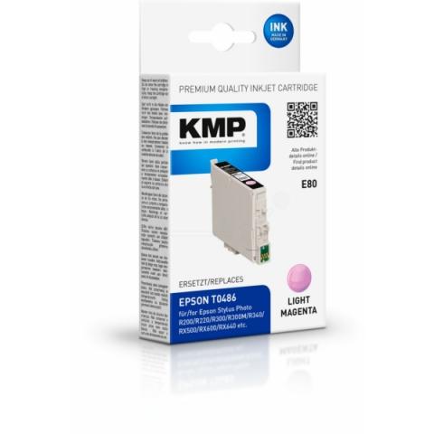 KMP Druckerpatrone ersetzt T04864010 passend für