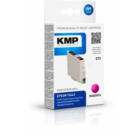 KMP Druckerpatrone ersetzt Epson T044340,