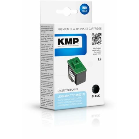 KMP Druckerpatrone für Lexmark X1100Series ,