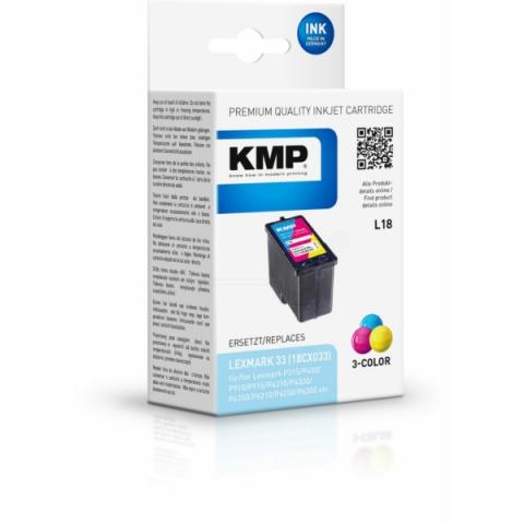 KMP Druckerpatrone für Lexmark P4000Series ,