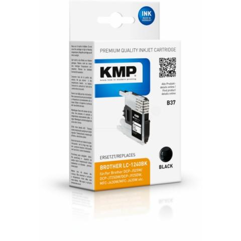 KMP Druckerpatrone für Brother DCP J525 , J725 ,