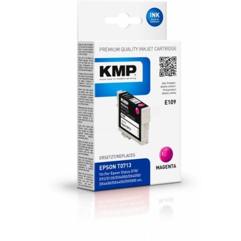 KMP Tintenpatrone, ersetzt C13T07134011 für