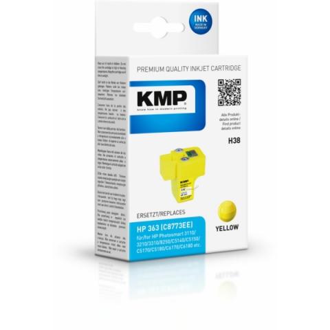 KMP Druckerpatrone, ersetzt C8773EE für HP