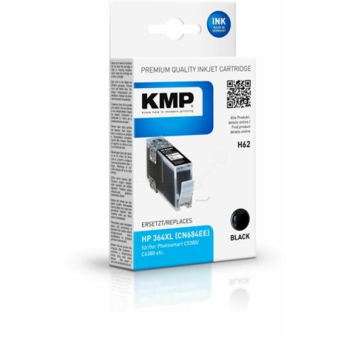 KMP Tintenpatrone ersetzt HP 364 XL CN684EE