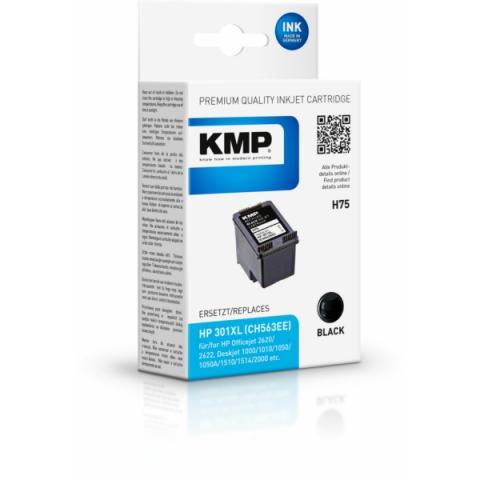 KMP Druckerpatrone kompatibel mit HP 301XL