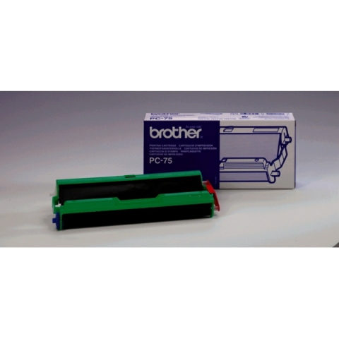 Brother PC-75 original Thermo-Transfer-Rolle mit
