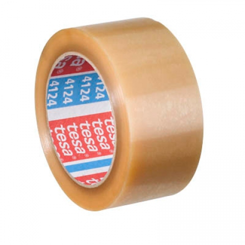 Tesa TESA PVC-Packband 4124 ultra strong