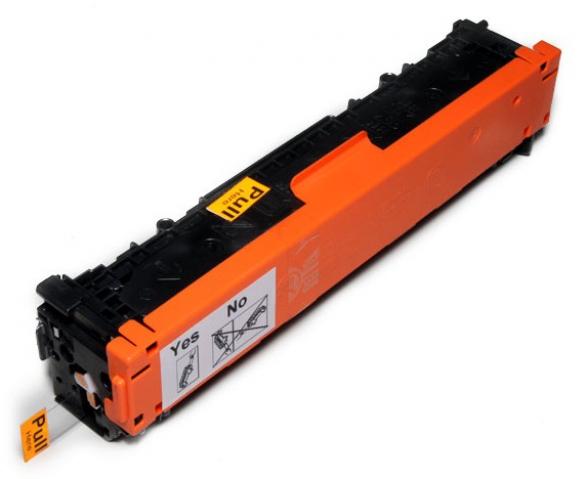 Whitelabel Toner für HP ersetzt CB542A