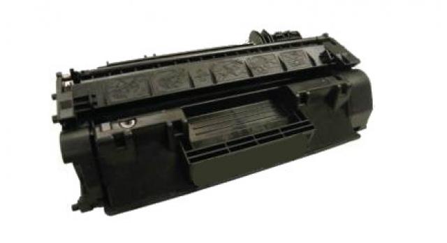 Whitelabel Toner für HP ersetzt CE505X