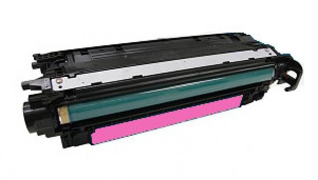 Whitelabel Toner für HP ersetzt CE253A