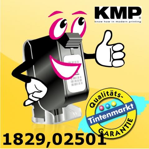 KMP Farbband für Epson ERC 22, Breite , Länge