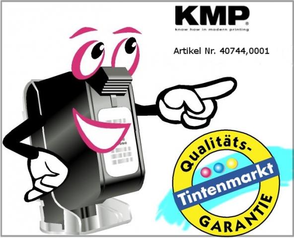 KMP Farbrolle für Epson IR 40, black