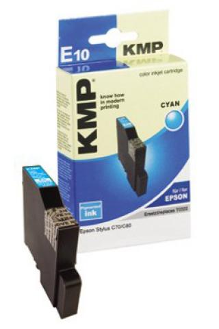 KMP Druckerpatrone ersetzt Epson T032240 mit